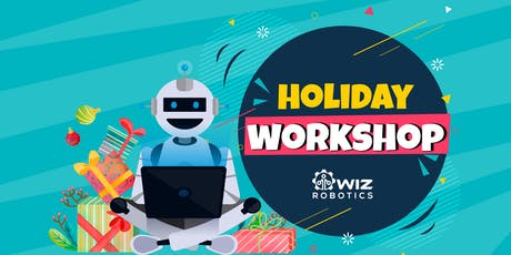 Wiz Robotics Kids Holiday Workshop tickets