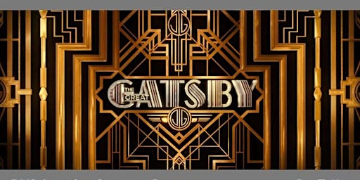 New Year's Eve Party - Gatsby Theme