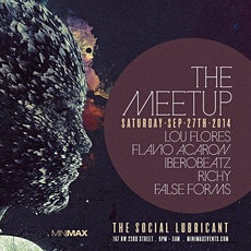 The Meetup at The Social Lubricant tickets