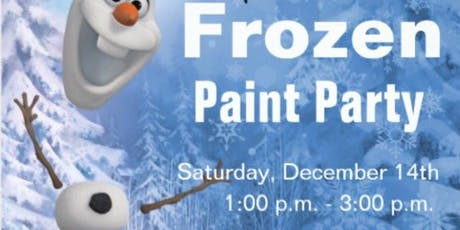 Frozen  Paint Party tickets