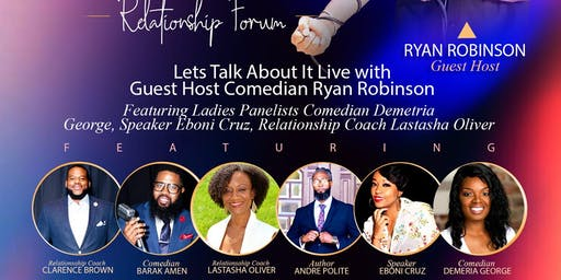 Let's Talk About It Relationship Forum