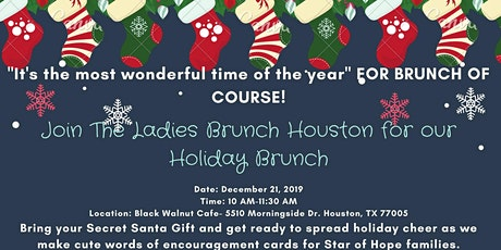 The Ladies Brunch Houston's Holiday Brunch! tickets