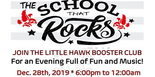 The School That Rocks '19 ft Dave Zollo, Winterland Quartet & Many More