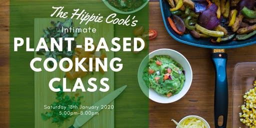 Intimate Plant-Based Cooking Class Gold Coast