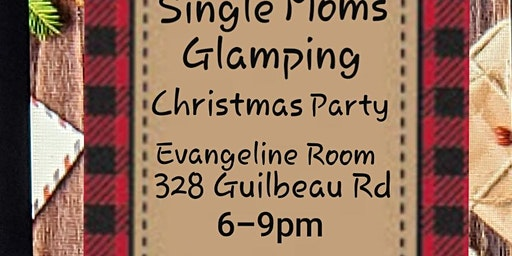 Glamping Christmas Party