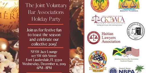 The 2019 Joint Voluntary Bar Associations Holiday Party