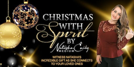 Christmas with Love & Messages from Spirit (Springfield Lakes) tickets