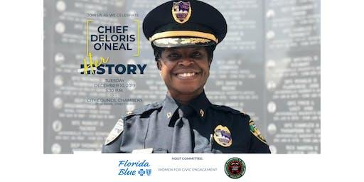 HerStory - Chief Deloris O'Neal Promotion Celebration