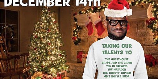 12 Bars of Christmas Ugly Sweater Pub Crawl