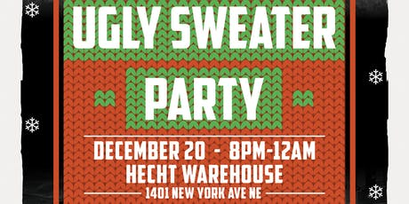 Southern Diplomats:  Twas Night Before Christmas Ugly Sweater Party Vol. 4 tickets