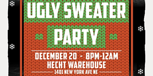 Southern Diplomats:  Twas Night Before Christmas Ugly Sweater Party Vol. 4