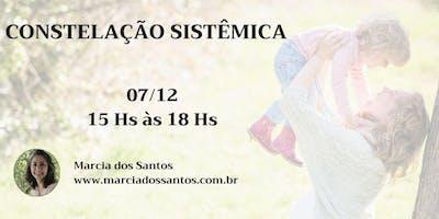 Constelação Familiar Sistêmica em Grupo - 07/12/19 em Pinheiros