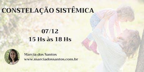 Constelação Familiar Sistêmica em Grupo - 07/12/19 em Pinheiros ingressos