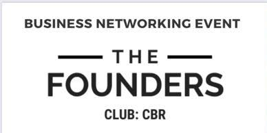 THE FOUDER CLUB BUSINESS CHARITY NETWORKING NIGHT