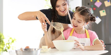 Mommy and Me Cooking Class tickets