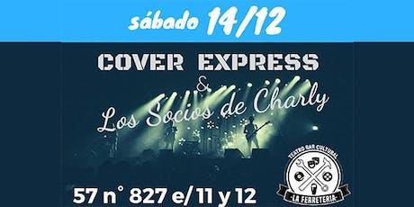 Los Socios De Charly debutan en La FERRE ! entradas