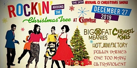 The 24th Annual CI Christmas Show tickets
