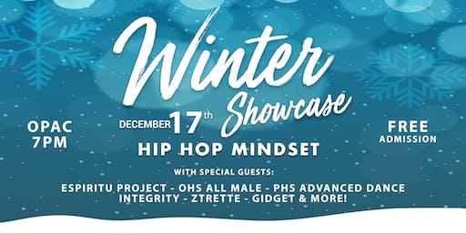 Hip Hop Mindset Winter Showcase 2019