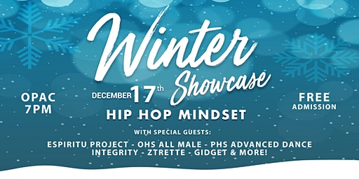 Hip Hop Mindset Winter Showcase 2019