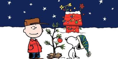 The Peanuts Gang **** Annual Christmas Party!
