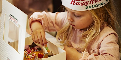 School Holiday Doughnut Decorating @ Krispy Kreme (Port Wakefield Road)