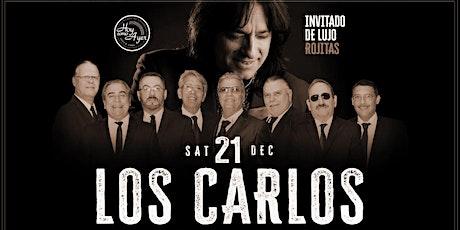 LOS CARLOS / Decada de los 70,80,90 tickets