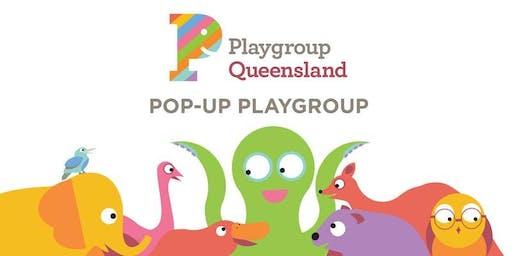 December- Celebration Pop up Playgroup