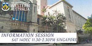 Meet The University of Western Australia in Singapore