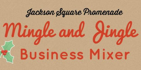 Mingle and Jingle Business Mixer tickets
