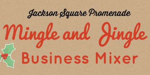 Mingle and Jingle Business Mixer