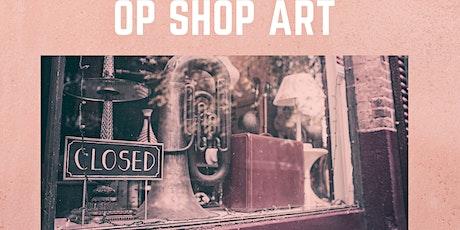 Explorabool: Op Shop Art Workshop tickets