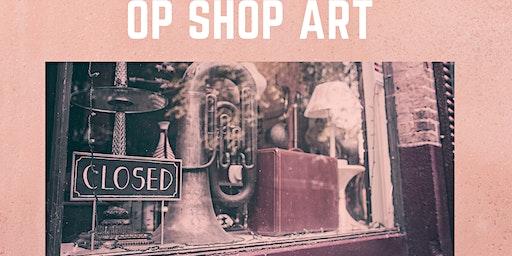 Explorabool: Op Shop Art Workshop