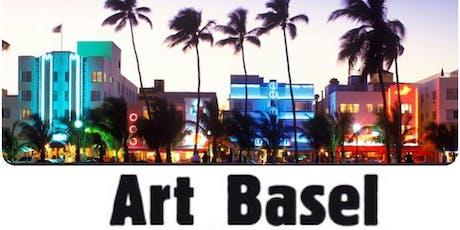 ART BASEL TOUR MIAMI BEACH, LIL HAVANA & WYNWOOD tickets