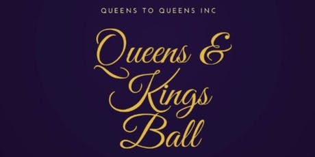 Kings & Queens Ball tickets