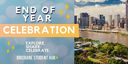 End of Year Celebration @ the Brisbane Student Hub