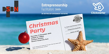 Darwin Small Business Network Christmas Party tickets