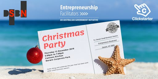 Darwin Small Business Network Christmas Party