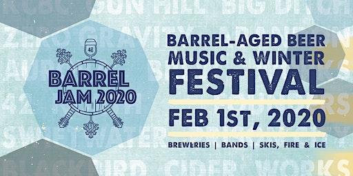 Barrel Jam I - Barrel-Aged Beer, Music & Winter Festival