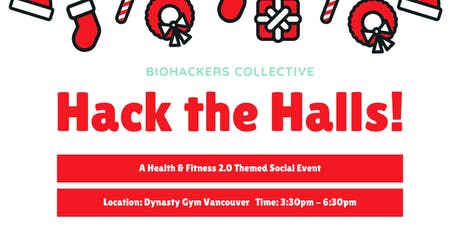 Hack the Halls • Health & Fitness 2.0 tickets
