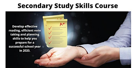 Secondary Study Skills Course tickets