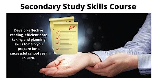 Secondary Study Skills Course