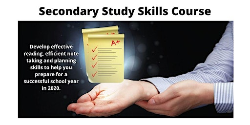 Secondary Study Skills Course