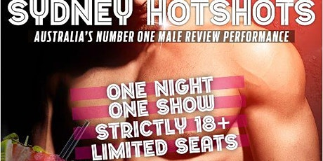 Sydney Hotshots Live At Hoovers Bar & Bistro tickets