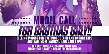 Model Call - For Brothas Only! billets