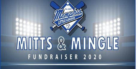 Memphis Little League Mitts & Mingle 2020 tickets