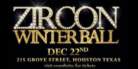 Zircon Winter Ball tickets