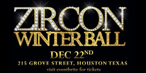 Zircon Winter Ball
