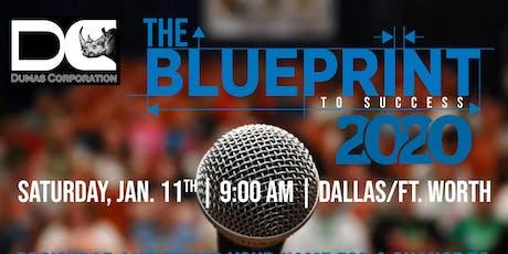 BluePrint tickets