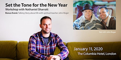 Set the Tone for the New Year Workshop with Nathaniel Sharratt tickets