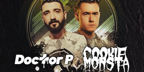Sequence 01.30: Doctor P & Cookie Monsta tickets